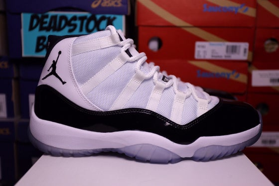 Image of Air Jordan XI (11) Retro Concord