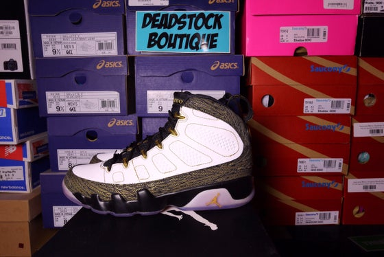 Image of Air Jordan IX (9) Doernbecher