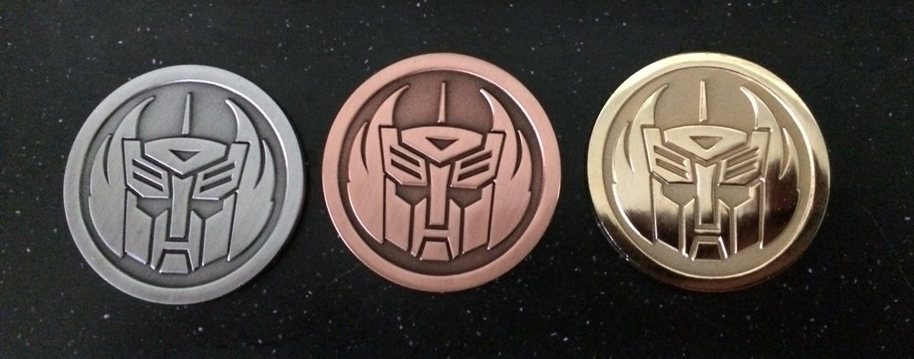 Image of Bot Coin dual Imperial & Rebel