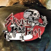 Image of BACK PATCH - shreds not dead