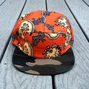 Image of DITSY DIAMOND 5 PANEL CAP