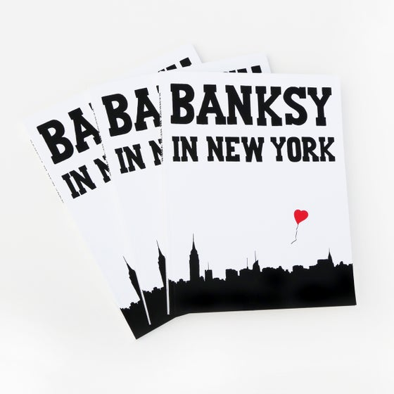 Image of Banksy in New York (Limited Edition)