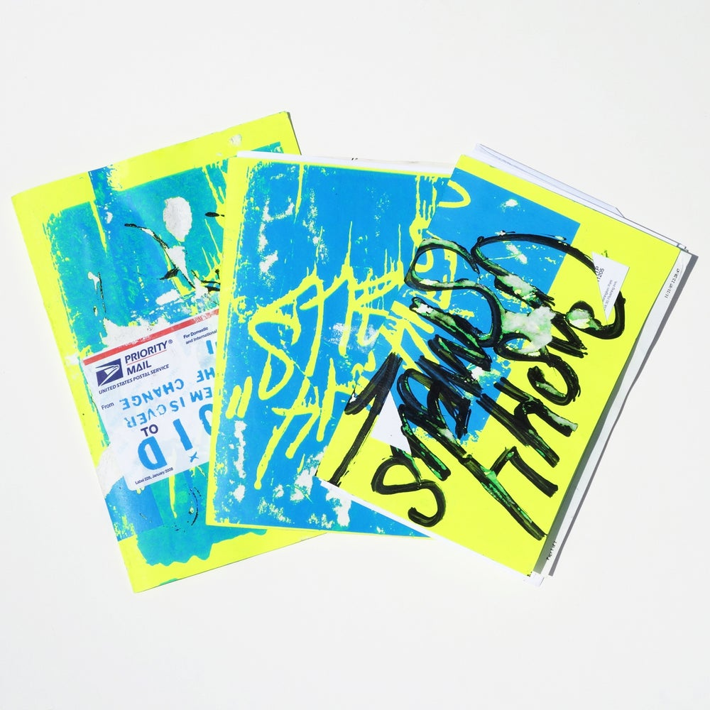 Image of Cash4 Mono-Zines