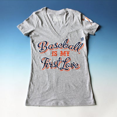 Image of Baseball is my First Love