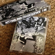 Image of Actions & Consequence - Moving On EP Cassette MOSH026