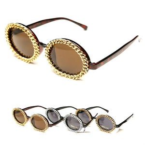 Image of Chain Link Sunglasses