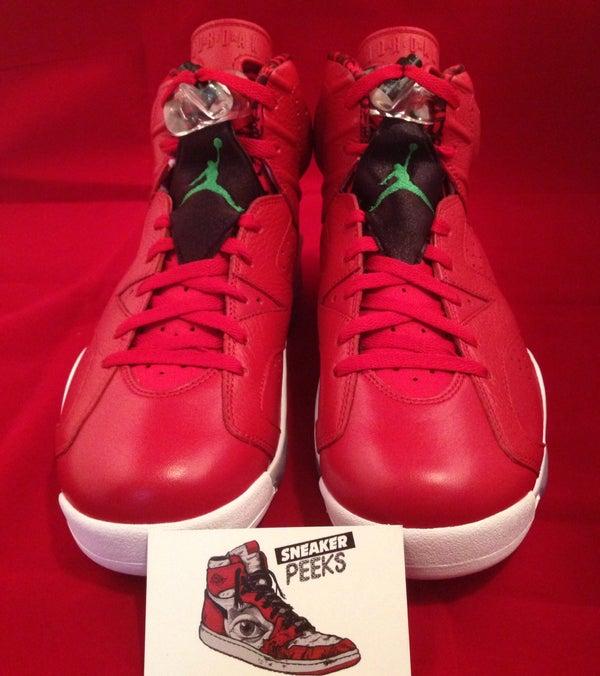 """Image of Nike Air Jordan Retro 6 """"Spizike"""" History of Jordan 694091-625"""