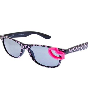 Image of Pink hearts sunglasses