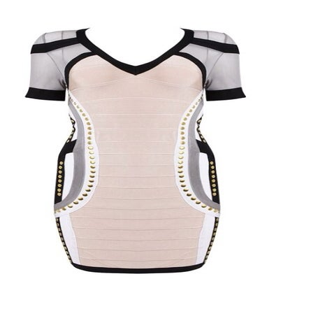 Image of Milan Bandage Dress