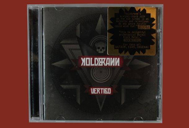 """Image of CD """"Vertigo"""" (signed)"""