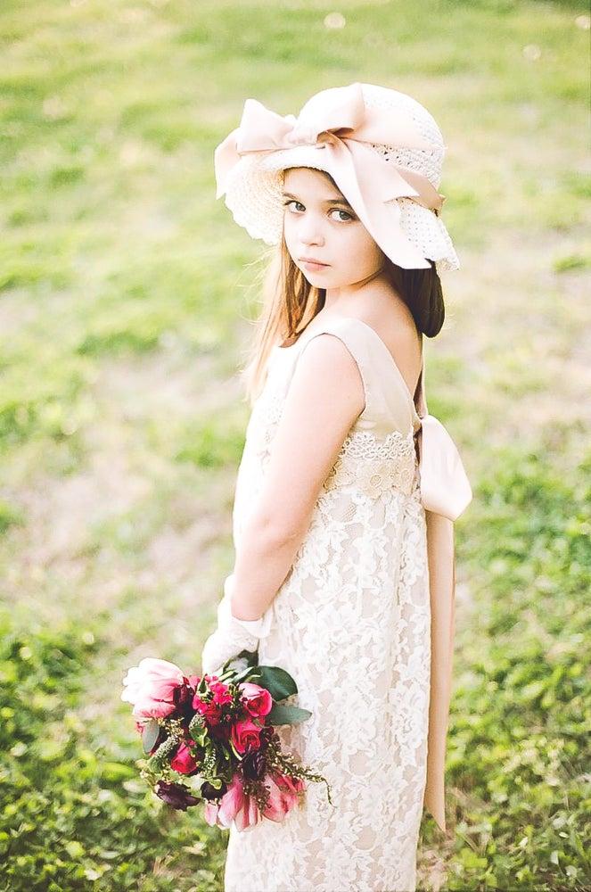 Image of The Isabella Vintage Hat
