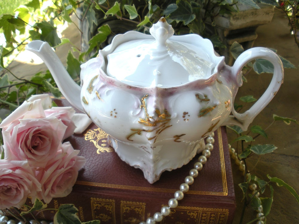 Image of Royal Vienna Tea Pot