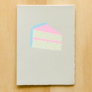 Image of Confetti Cake