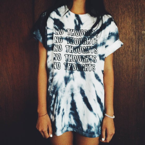 Image of ENDLESS SUMMER WAVY TYE-DYE