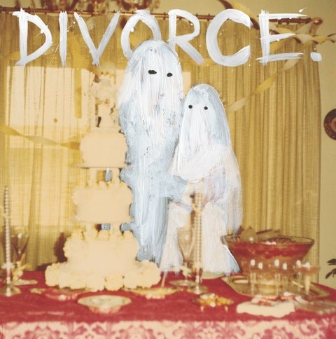 Image of DIVORCE. - LIFERS LP