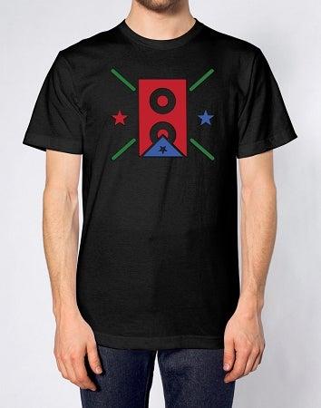 Image of Carlito Olivero Black Shirt