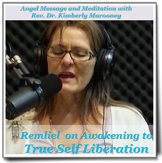 Image of Angel Remliel - Awakening to True Self Liberation