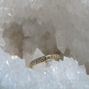 Image of DIAMOND INFINITY BAND