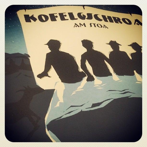 Image of KOFELGSCHROA am STOA (2014)