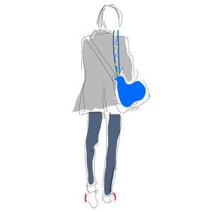 Image of IKEA bag lady