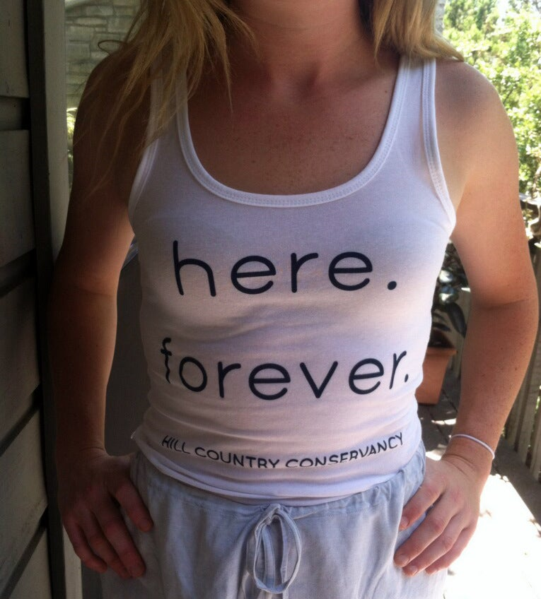 Image of Here Forever Tank