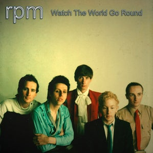 Image of R.P.M. | Watch The World Go Round