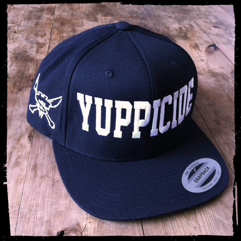 Image of Embroidered Yuppicide Hat