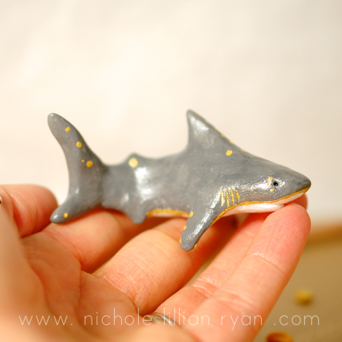 Image of Shark Tiny Totem