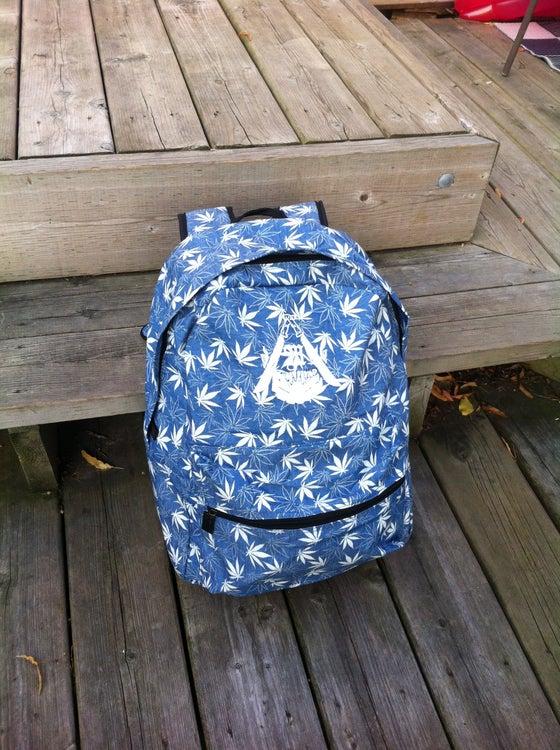 Image of Blaze Denim backpack