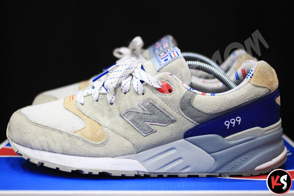 """Image of CNCPTS x New Balance 999 """"The Kennedy"""""""