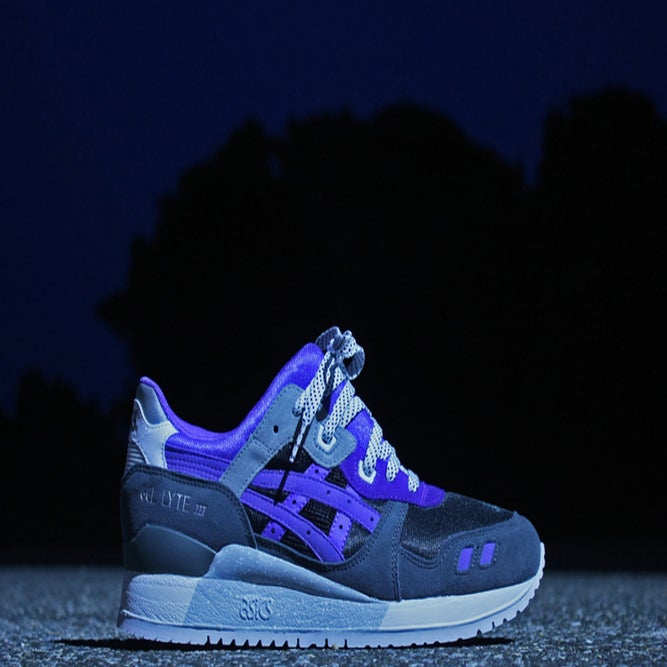 "Image of ASICS GEL LYTE III X SNEAKER FREAKER ""ALVIN"" RE-ISSUE"
