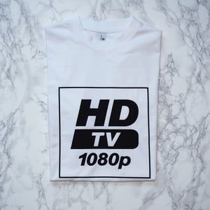"Image of Shirt ""High Definition"""