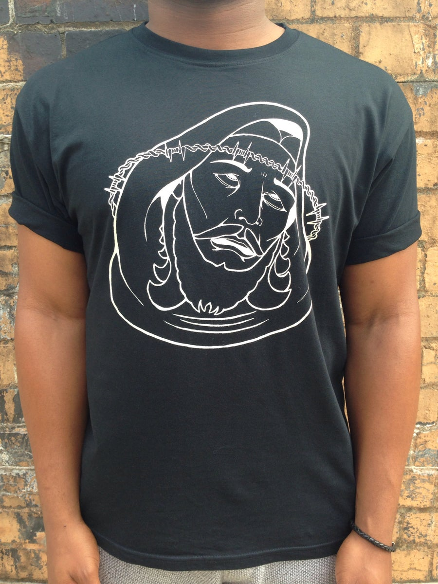 Image of Black Ghost Messiah Tee