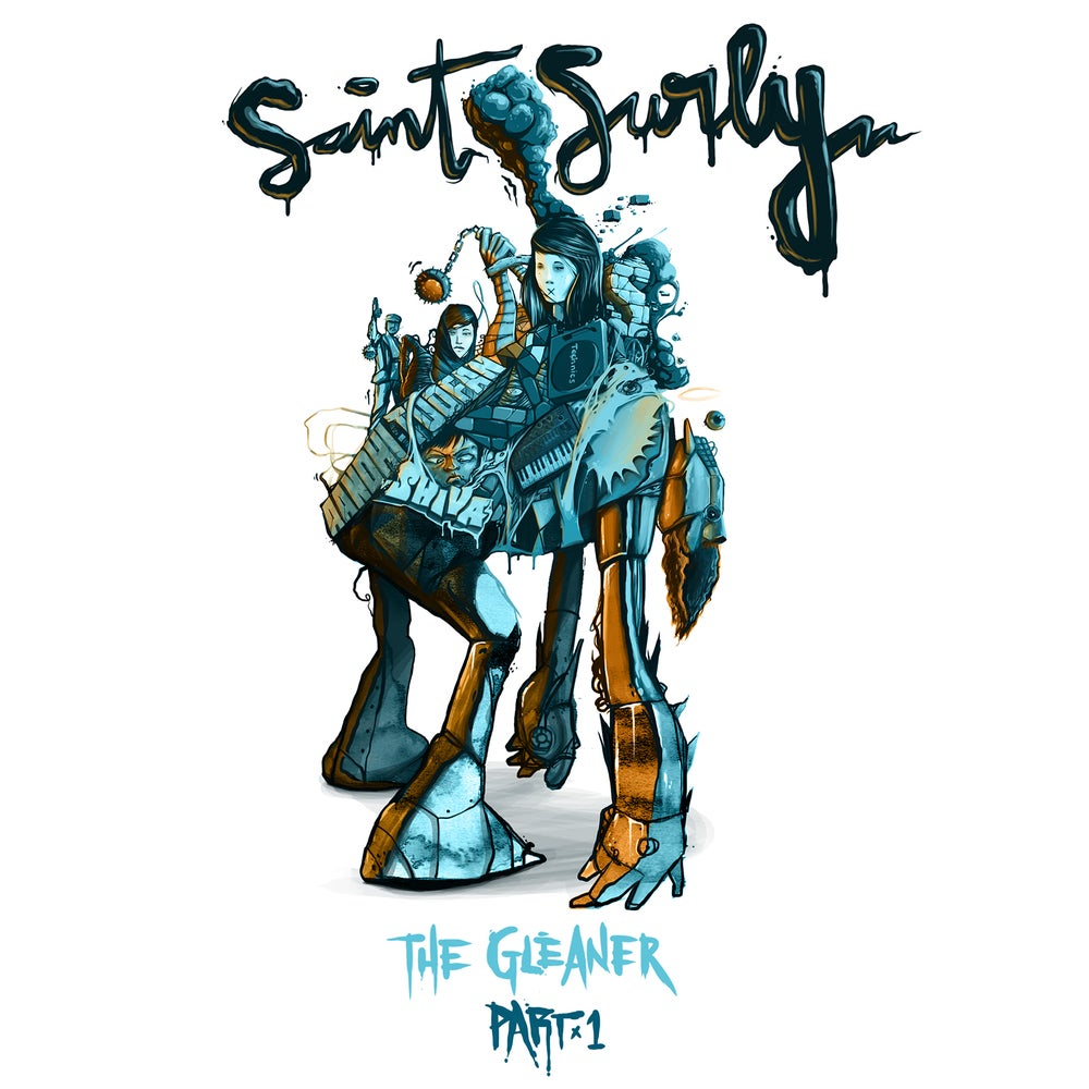 Image of LWP006: Saint Surly - The Gleaner Part 1 & 2