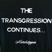 "Image of Marshstepper - ""The Transgression Continues"" T Shirt"