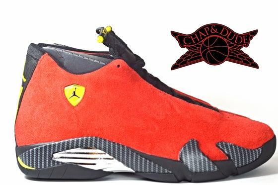 Image of Jordan 14 Ferrari