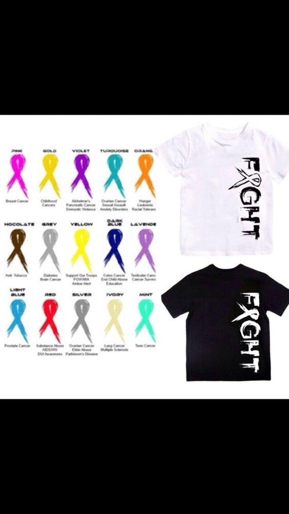 Image of FIGHT Awareness tee