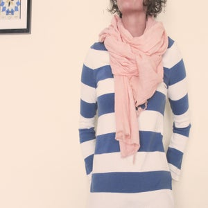 Image of By Hand : Coral Scarf