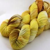 Image of Calendula- Merino/Silk Sock Yarn