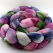 Image of Winter Rose - Polwarth Wool Top/Roving