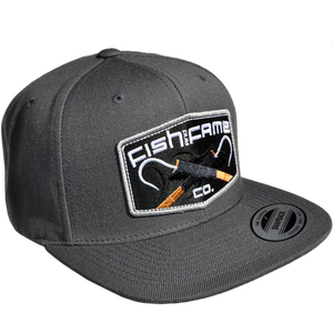 Image of Snap Back w/Gaff Patch (asst.)