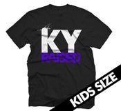 Image of KY Raised Kids in Black/White/Purple