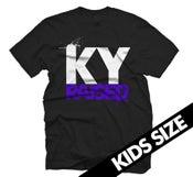 Image of KY Raised Kids in Black/White/Purple