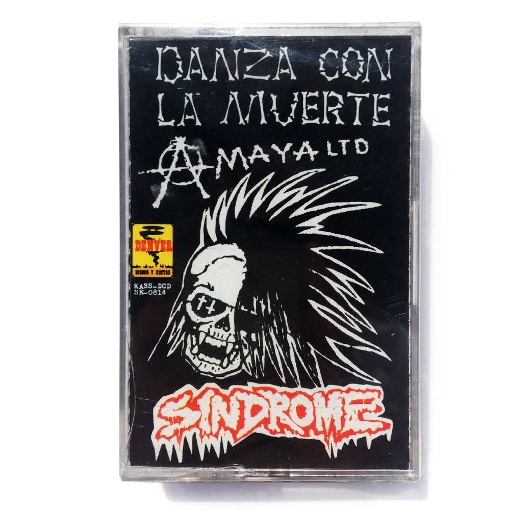 Image of SINDROME / DANZA CON LA MUERTE