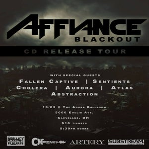 Image of Affiance CD Release Show