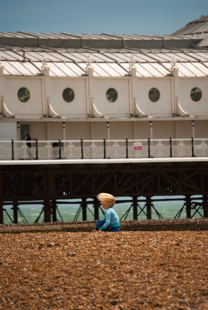 Image of Girl, Brighton