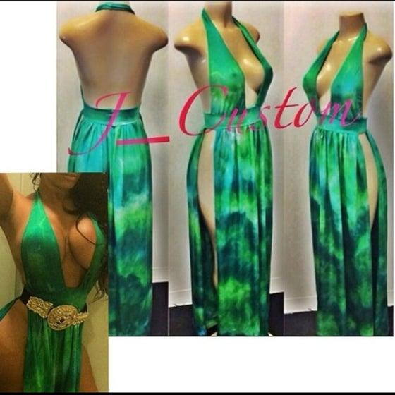 Image of Miami Night Dress