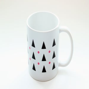 Image of Geometric Mug