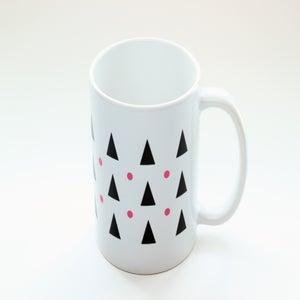 Image of Geometric Mug