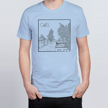 Image of Blue Tee